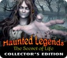 Haunted Legends: The Secret of Life Collector's Edition juego