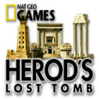 National Georgaphic Games: Herod's Lost Tomb juego