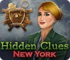 Hidden Clues: New York juego