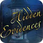 Hidden Evidences juego