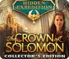 Hidden Expedition: The Crown of Solomon Collector's Edition juego