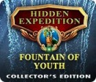 Hidden Expedition: The Fountain of Youth Collector's Edition juego