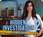Hidden Investigation 2: Homicide juego