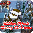 Hidden Objects: Merry Christmas juego