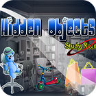 Hidden Objects: Study Room juego