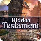 Hidden Testament juego