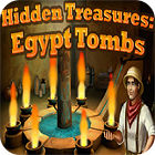 Hidden Treasures: Egypt Tombs juego