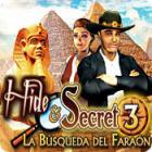 Hide & Secret 3: La Búsqueda del Faraón juego