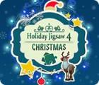 Holiday Jigsaw Christmas 4 juego