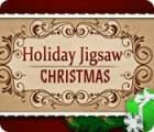 Holiday Jigsaw Christmas juego