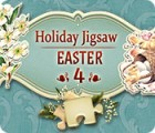 Holiday Jigsaw Easter 4 juego