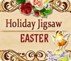 Holiday Jigsaw Easter juego