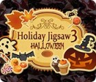 Holiday Jigsaw Halloween 3 juego
