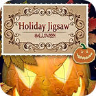 Holiday Jigsaw: Halloween juego