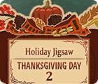 Holiday Jigsaw Thanksgiving Day 2 juego
