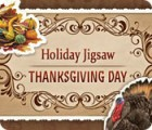 Holiday Jigsaw Thanksgiving Day juego