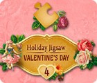 Holiday Jigsaw Valentine's Day 4 juego