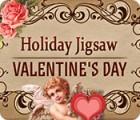 Holiday Jigsaw Valentine's Day juego