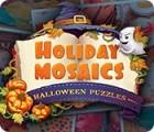 Holiday Mosaics Halloween Puzzles juego