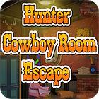 Hunter Cowboy Room Escape juego