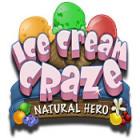 Ice Cream Craze: Natural Hero juego