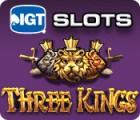 IGT Slots Three Kings juego