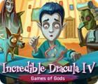 Incredible Dracula IV: Game of Gods juego