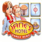 Jane Hotel: Family Hero juego