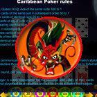 Japanese Caribbean Poker juego