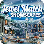 Jewel Match: Snowscapes juego
