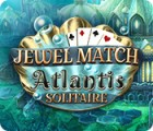 Jewel Match Solitaire Atlantis juego