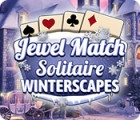 Jewel Match Solitaire: Winterscapes juego