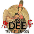 Judge Dee: The City God Case juego