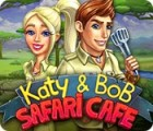 Katy and Bob: Safari Cafe juego