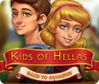 Kids of Hellas: Back to Olympus juego