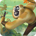Kung Fu Panda 2 Monkey Run juego