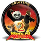 Kung Fu Panda 2 Juego de Colorear juego