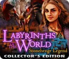 Labyrinths of the World: Stonehenge Legend Collector's Edition juego