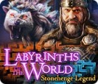 Labyrinths of the World: Stonehenge Legend juego