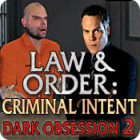 Law & Order Criminal Intent 2 - Dark Obsession juego