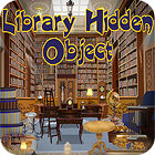 Library Hidden Object juego
