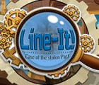 Line-it! : Case of the Stolen Past juego