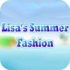 Lisa's Summer Fashion juego