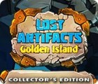 Lost Artifacts: Golden Island Collector's Edition juego