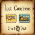 Lost Continent 2 in 1 Pack juego