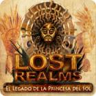 Lost Realms: El Legado de la Princesa del Sol juego