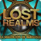 Lost Realms:  La Maldición de Babilonia juego