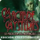 Macabre Mysteries: La maldición del Nightingale Edición Coleccionista juego