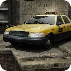 Mad Taxi Driver juego
