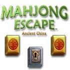 Mahjong Escape: Ancient China juego